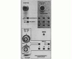 TEKTRONIX 7A16P VERT. AMP., PRGRMMBL. AMP., P/I
